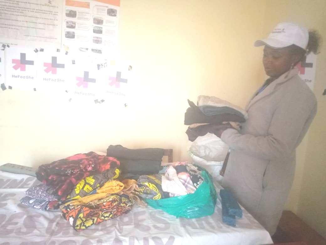 Lancement de la collecte des biens en faveur des sinistrés et victimes des massacres de Beni