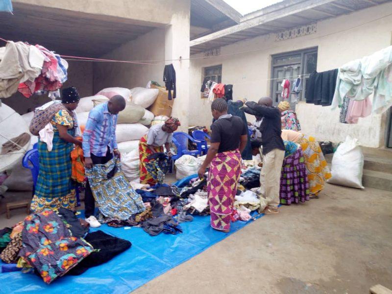 La population peut se réjouir d'avoir assisté plus de 1700 victimes des massacres de Beni (DYFEGOU)