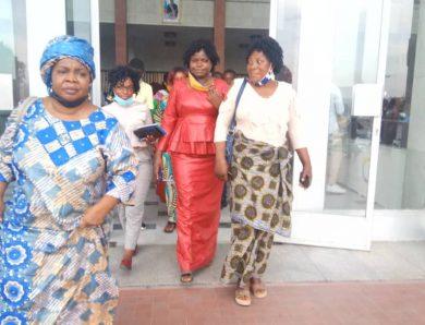 Premières actions de la DYFEGOU à Kinshasa contre les massacres de Beni (DEPECHE)