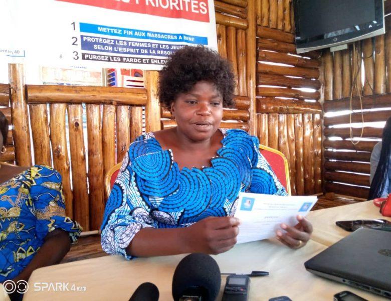 Paix à Beni : La DYFEGOU fait part des « résultats positifs » de sa mission de plaidoyer à Kinshasa