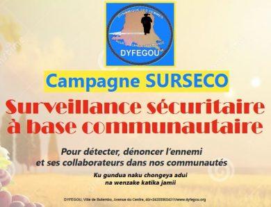 La campagne de Surveillance Sécuritaire à base Communautaire lancée par la DYEFGOU, en quoi consiste-t-elle ?